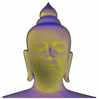 Lightning Buddha Cutout