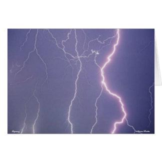 Lightning -Card- Card