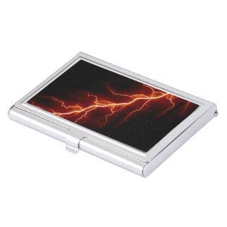 lightning case for business cards