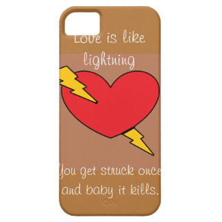 Lightning Case-Mate Case iPhone 5 Cover