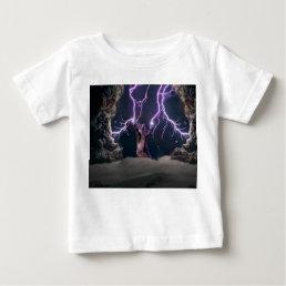 Lightning cat--kitty-pet-feline-pet cat -kittens baby T-Shirt
