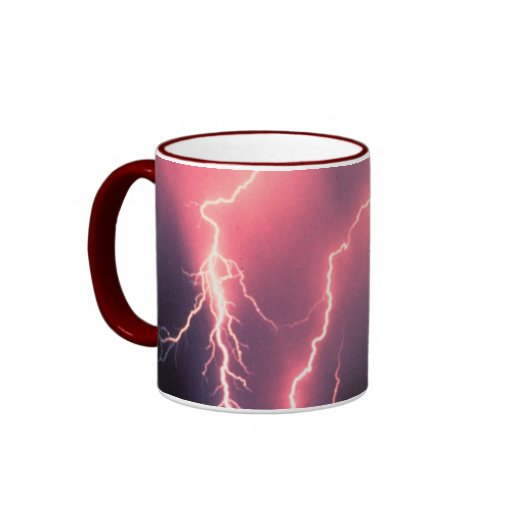 Lightning Charm Coffee Mug