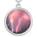 Lightning Charm Necklace