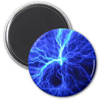 Lightning Creation Refrigerator Magnets