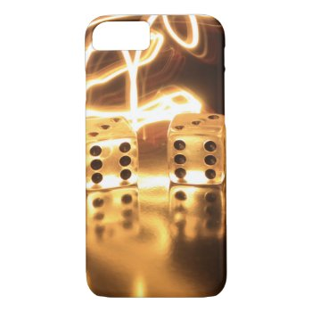 Lightning Dice iPhone 7 Case