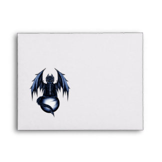 Lightning Dragon Envelopes