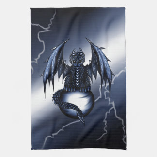 Lightning Dragon Towels