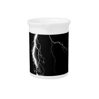 Lightning. Drink Pitcher