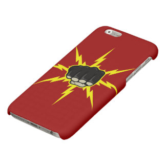 Lightning fist MMA Punch iPhone 6 case