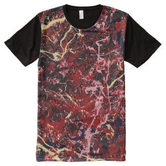 LIGHTNING FLASH (an abstract art design) ~ All-Over Print Shirt