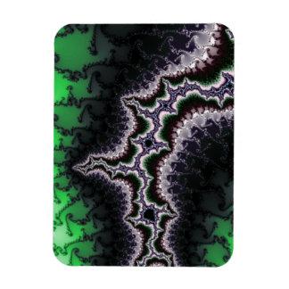 Lightning Fractal Magnets