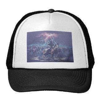 Lightning Herding Mesh Hat