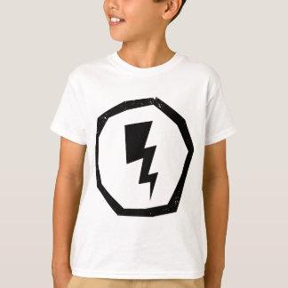 Lightning in Circle T-Shirt