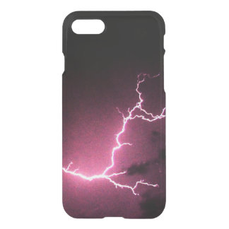 Lightning in the Dark iPhone 7 Case