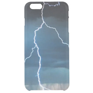 Lightning iPhone 6/6S Plus Clear Case