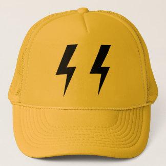 LIGHTNING JACK ® Monster Trucker Trucker Hat