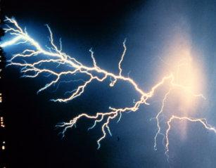 Lightning Jigsaw Puzzles | Zazzle