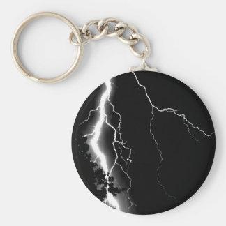 Lightning. Keychain