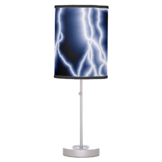 Lightning Lamp Shade