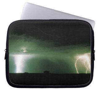 Lightning. Laptop Sleeve