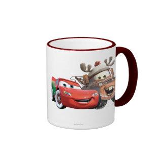 Lightning & Mater Ringer Coffee Mug