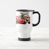 Lightning & Mater Travel Mug