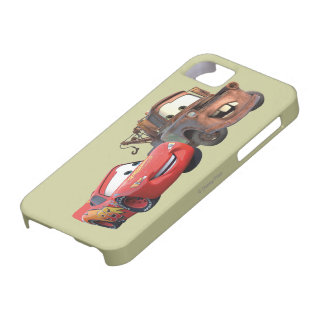 Lightning McQueen and Mater iPhone 5 Case