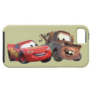 Lightning McQueen and Mater iPhone SE/5/5s Case