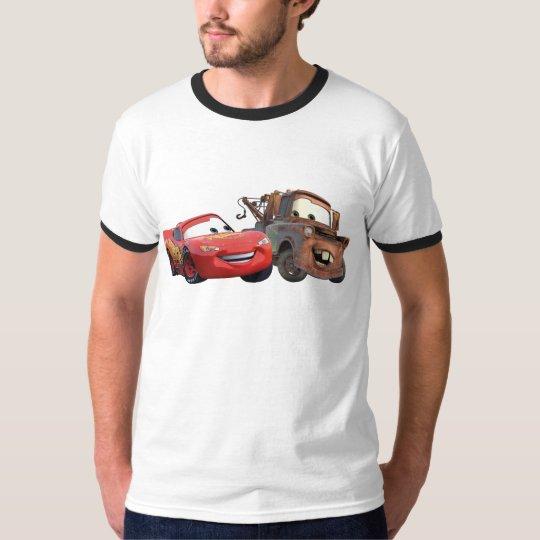 Lightning McQueen and Mater T-Shirt