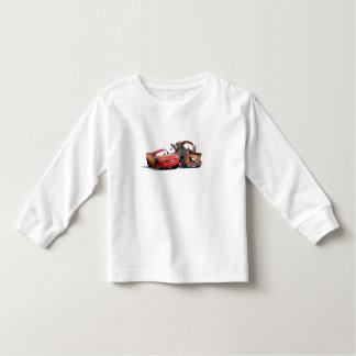 Lightning McQueen and Tow Mater Disney T-shirt