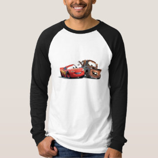 Lightning McQueen and Tow Mater Disney T-Shirt