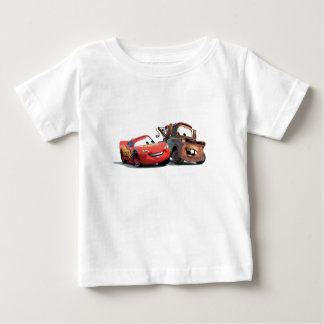 Lightning McQueen and Tow Mater Disney Tee Shirt