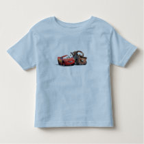 Lightning McQueen and Tow Mater Disney Toddler T-shirt