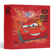 Lightning McQueen  - Piston Cup Champion Binder