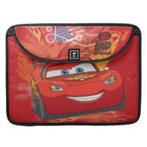 Lightning McQueen  - Piston Cup Champion Sleeve For MacBook Pro