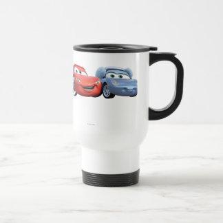 Lightning McQueen & Sally Mug