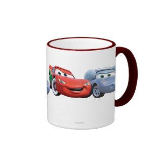 Lightning McQueen & Sally Coffee Mug