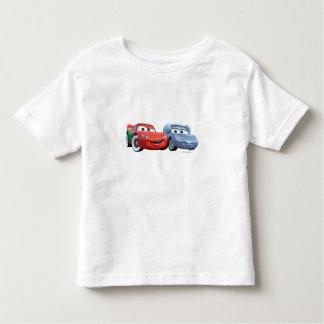 Lightning McQueen & Sally Toddler T-shirt