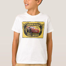 Lightning McQueen - Speed. I Am Speed Disney T-Shirt