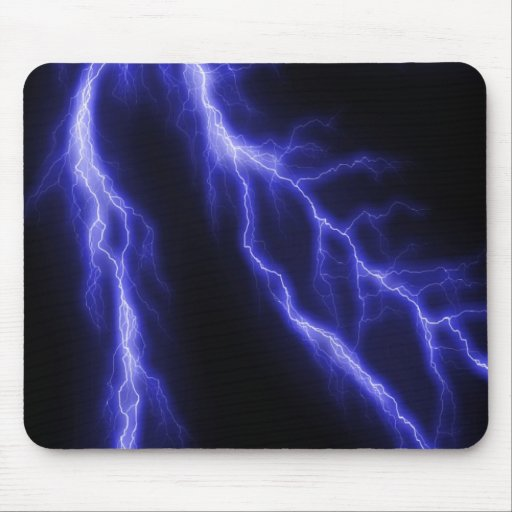 lightning mouse pads