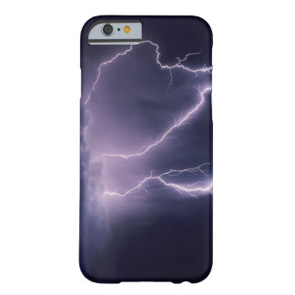 Lightning over Salt Lake Valley, Utah. iPhone 6 Case