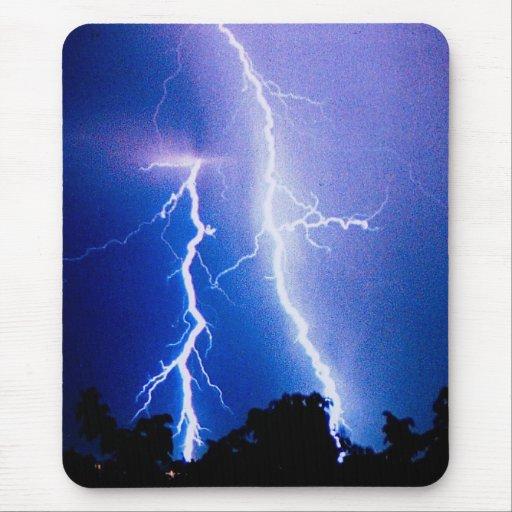 Lightning Pad Mouse Mat