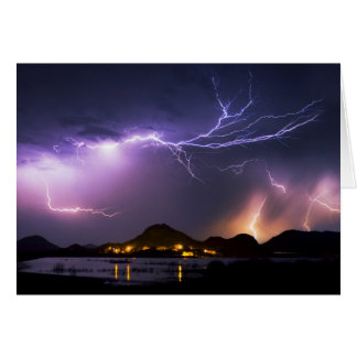 Lightning Panorama Card