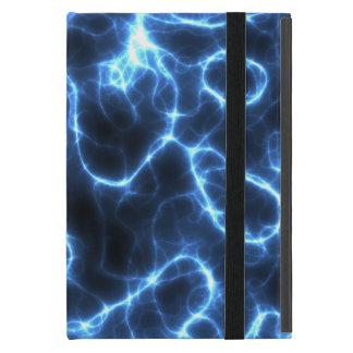 Lightning Pattern iPad Mini Covers