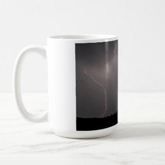 Lightning Photo Mug