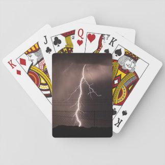 Lightning Playing Cards