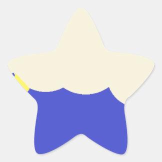 lightning.png star sticker
