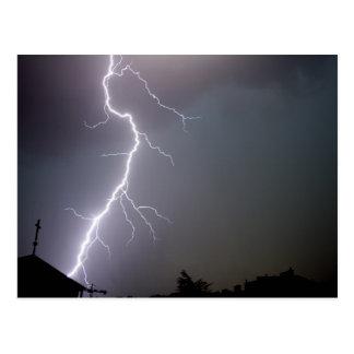 Lightning Post Cards