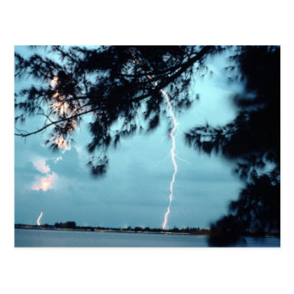 Lightning Postcards