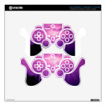 lightning PS3 controller decal